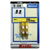 Предохранители автомобильные Koito PF2080 20A, 3 шт. купить