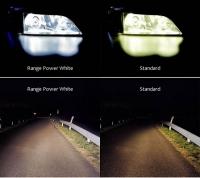 Галогенные автолампы Narva H1 Range Power White 4500K 48641 12V 55W