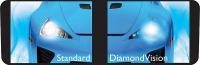 Галогенные лампы Philips Diamond Vision H3 5000K 12V 55W - 2шт.