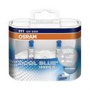 Галогенные автолампы Osram H1 Cool Blue Hyper 5000K 62150CBH-HCB 12V 55W