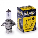 Лампа головного света Narva H4 Range Power 3300K (+30% света) 48878 12V 60/55W