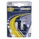 Габаритные светодиоды Narva Glow 6000k 18001