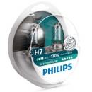 Галогенные лампы Philips X-treme Vision H7 3700K 12V 55W - 2шт.