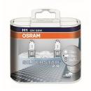 Галогенные автолампы Osram H1 Silverstar 2.0 3300K (+60% света) 64150SV2-HCB 12V 55W
