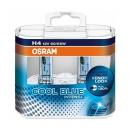 Галогенные автолампы Osram H4 Cool Blue Intense 4200K 64193CBI-HCB 12V 60/55W